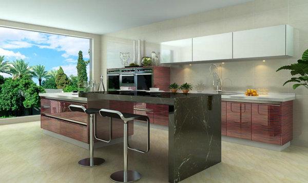 你知道吗?不锈钢厨柜柜体已走进千家万户的厨房